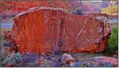 Rock Climbing Photo: Scar Incario problem beta.