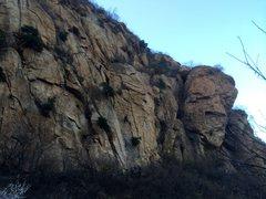 Rock Climbing Photo: 蜜蜂峡谷 overview