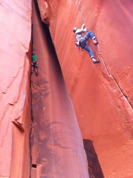 Anunnaki Crack 5.12 and Mudslide Crack 5.10+