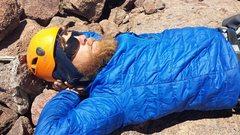 Rock Climbing Photo: 5.11a Layback