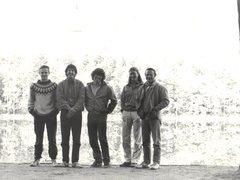 Rock Climbing Photo: IME climbing school  1980's. L to R Jerry Handren,...