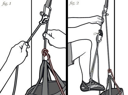 Rock Climbing Photo: How to haul a bag by Supercorn