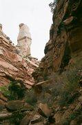 Rock Climbing Photo: Hacker Tower