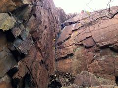 Rock Climbing Photo: Tax Evasion Haven