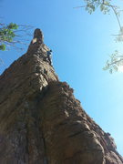 Rock Climbing Photo: Gordon on Drop'em South