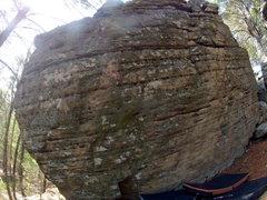 Rock Climbing Photo: House Boulder