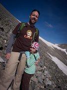 Rock Climbing Photo: Greys Peak 2013