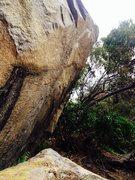 Rock Climbing Photo: GSM !!!