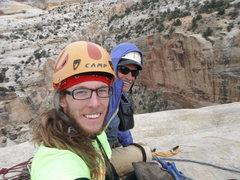 Rock Climbing Photo: Summit selfie