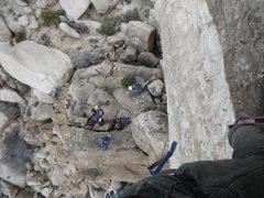 Rock Climbing Photo: First day