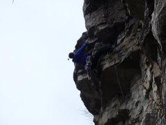 Rock Climbing Photo: keep on struttin