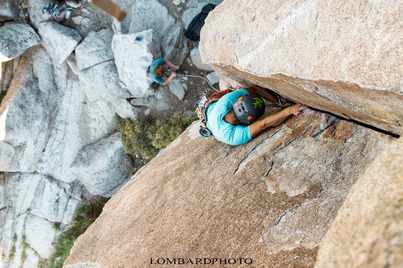 Wei Ming, fingers deep. Lombardphoto