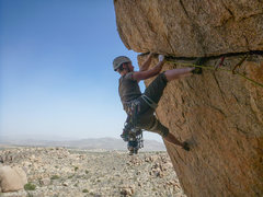 Rock Climbing Photo: Around the World.