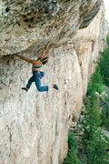 Rock Climbing Photo: Alli Rainey on Killer Karma