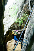 Rock Climbing Photo: The radness of the NRG! Love this place! Lombardph...