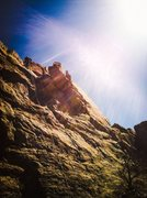 Rock Climbing Photo: First Summer day of 2014