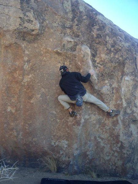 Rock Climbing Photo: a helluva model american