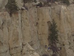 Rock Climbing Photo: TtB