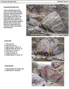 Rock Climbing Photo: The Creek Boulders, Eldorado Canyon.
