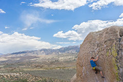 Rock Climbing Photo: Sean C. on Green Wall Essentials