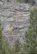 Rock Climbing Photo: D-Day