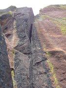 Rock Climbing Photo: Crown Joules.