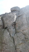 Rock Climbing Photo: USC