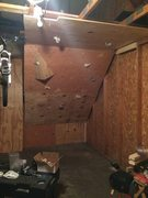 Rock Climbing Photo: New Wall 1
