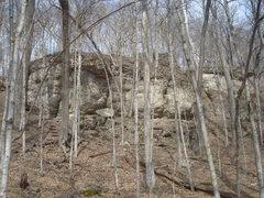 Rock Climbing Photo: Wild Iowa