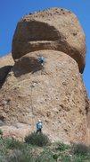 "Rock Climbing Photo: Flashing ""Slotterhouse."""