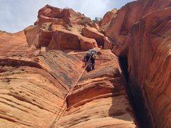 Rock Climbing Photo: Touchstone.