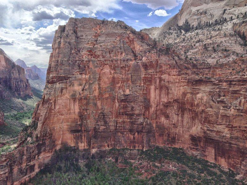 Rock Climbing Photo: Angles Landing