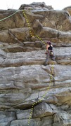 Rock Climbing Photo: There's a few ways to do this, but here is a gener...