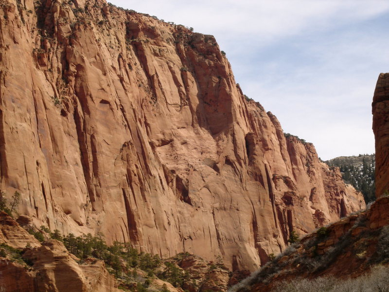 Rock Climbing Photo: South Fork of Taylor... miles of untouched rock