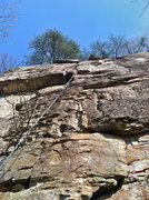 Rock Climbing Photo: Walk in the park.