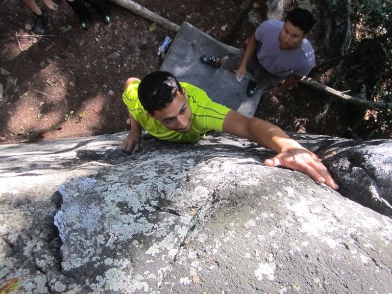 XY axis Boulder