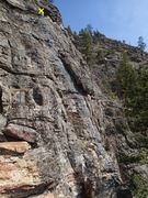 Rock Climbing Photo: Beginner's Mind from the SW