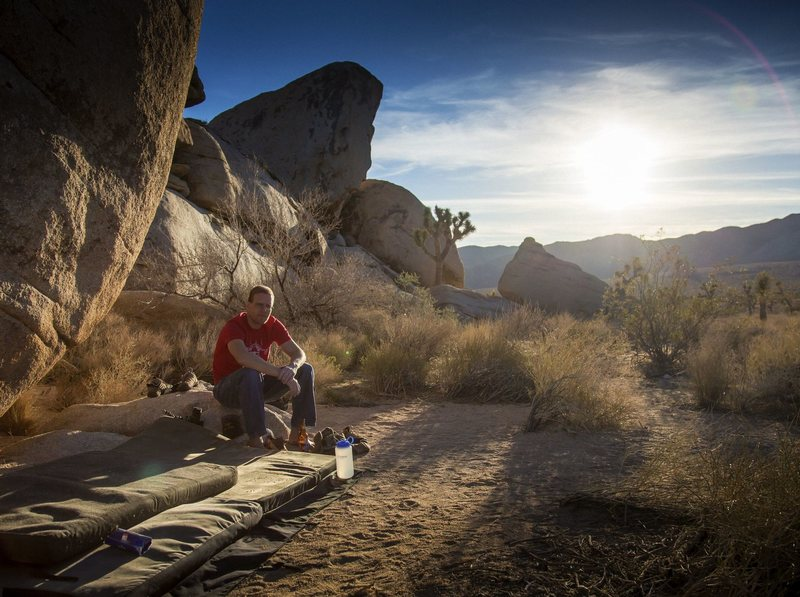 Best day of climbing ever.  Darin Limvere photo.