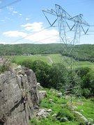 Rock Climbing Photo: Climbers on Crankenstein