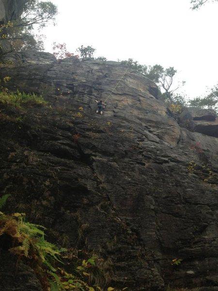 Ross' Cliff