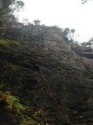 Rock Climbing Photo: Ross' Cliff