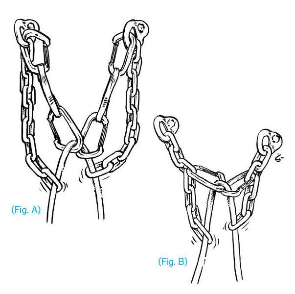 Pre-thread a top rope