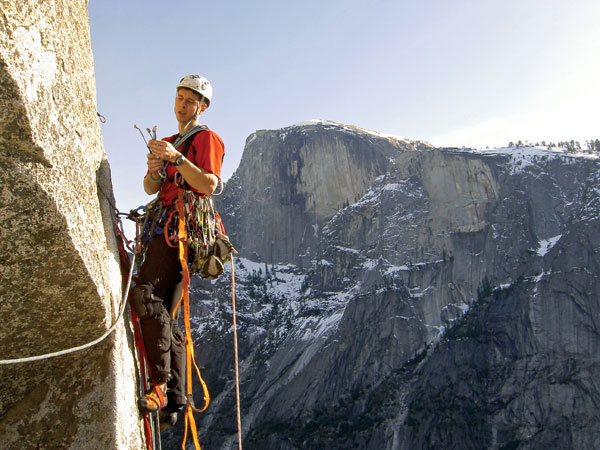 Rock Climbing Photo: Organized gear equals faster aid. by Martin Fickwe...