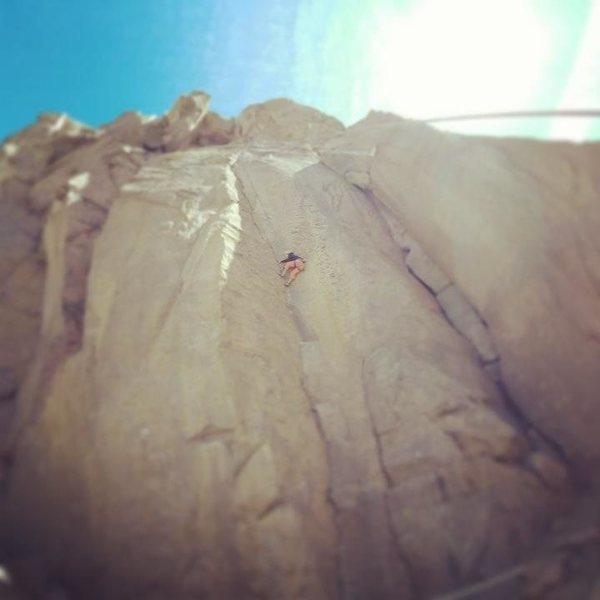 Rock Climbing Photo: dr. doolitte