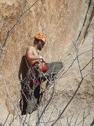 Rock Climbing Photo: cruising on through