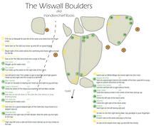 Rock Climbing Photo: The Wiswall Boulders (aka Handkerchief Rocks, aka ...