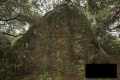 Rock Climbing Photo: Lines ranging from v1-v4 ish