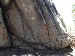 Rock Climbing Photo: Bolo