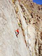 Rock Climbing Photo: Mike Fogarty FA