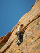 Heather on Sunshine Slabs, 3.4.14.